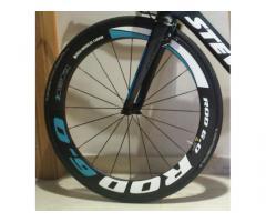 Juego de ruedas carbono Devota Rod 6.0 y 8.8