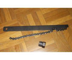 Llave de cadena y extractor de cassette para shimano